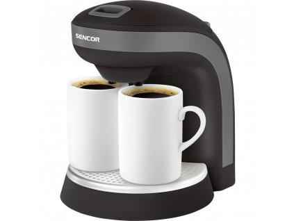 SCE 2000BK kávovar SENCOR