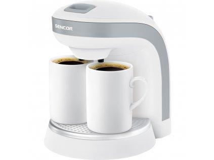 SCE 2001WH kávovar SENCOR
