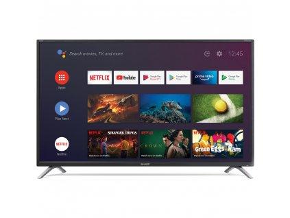 43BL2EA ANDROID UHD 600Hz TV SHARP