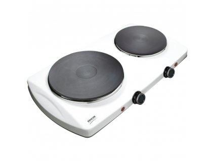 SCP 2253WH-EUE4 vařič dvouplot. SENCOR