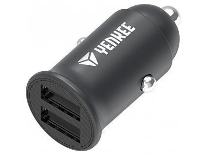 YAC 2012 USB Autonabíječka 4000mA YENKEE