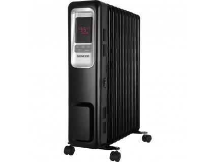 SOH 6111BK olejový radiátor SENCOR