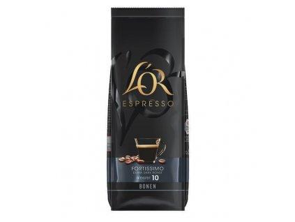 Káva Jacobs DE L´OR BN FORTISSIMO ESPRESSO 500g