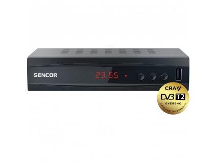 SDB 5002T H.265 (HEVC) SENCOR