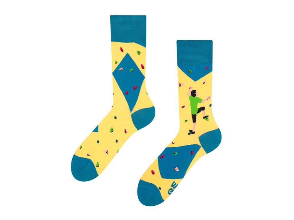 Good mood GMRS149 veselé ponožky (Barva žlutá, Velikost oblečení 43-46)