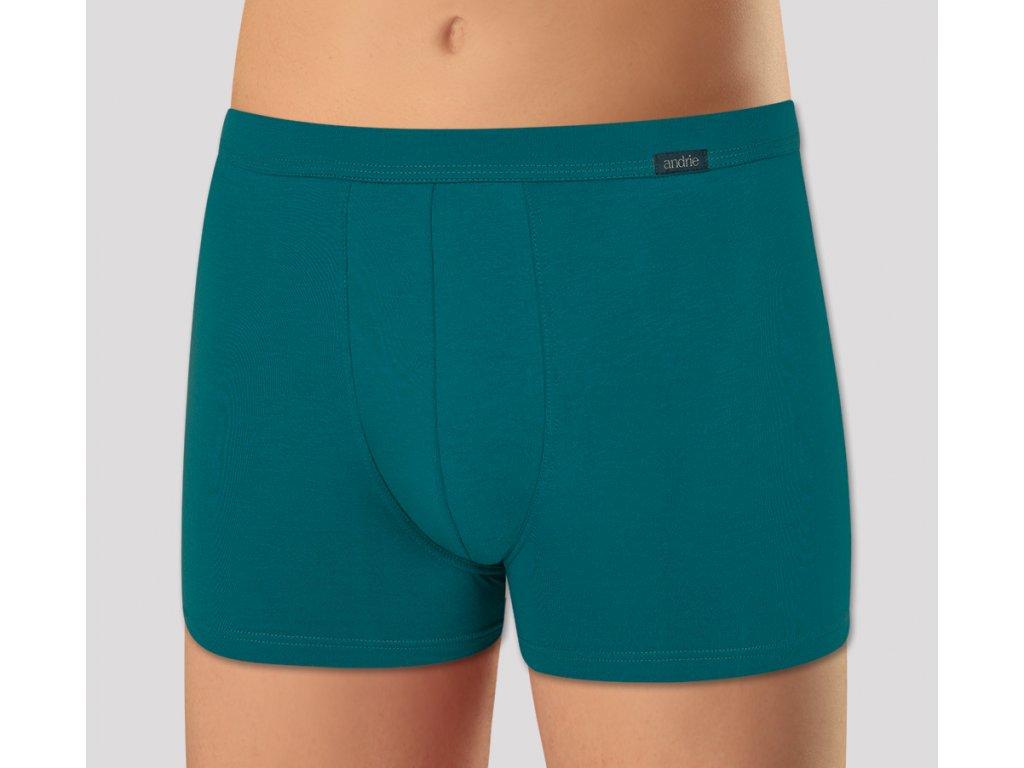 Andrie PS 5222 pánské  boxerky (Barva tyrkysová, Velikost oblečení 2XL)