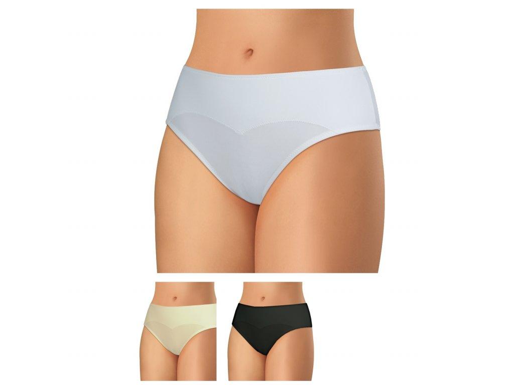 Andrie PS 1063 L 3ks dámské kalhotky
