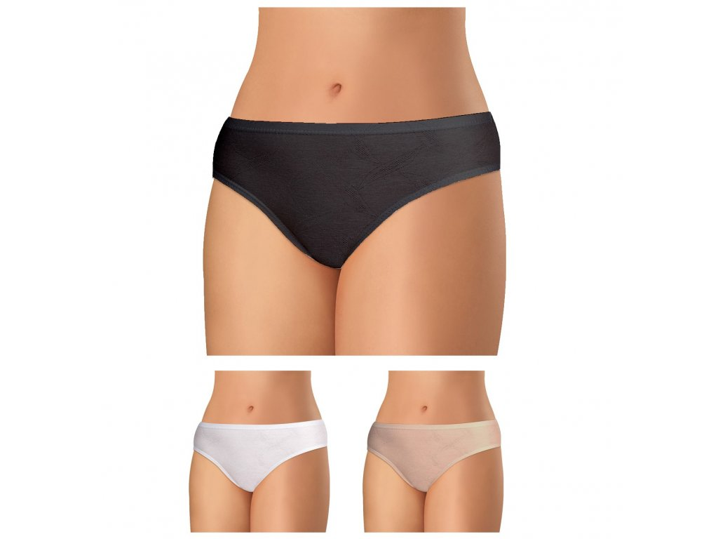 Andrie PS 2726 2XL basic 3ks dámské kalhotky - Pohodový nákup 3f018bc78c