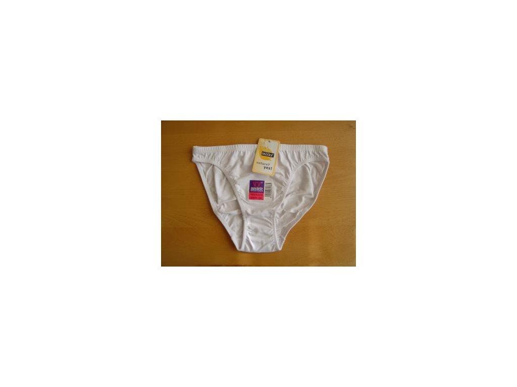 Andrie PS 1394 dámské kalhotky (Barva bílá, Velikost oblečení S)