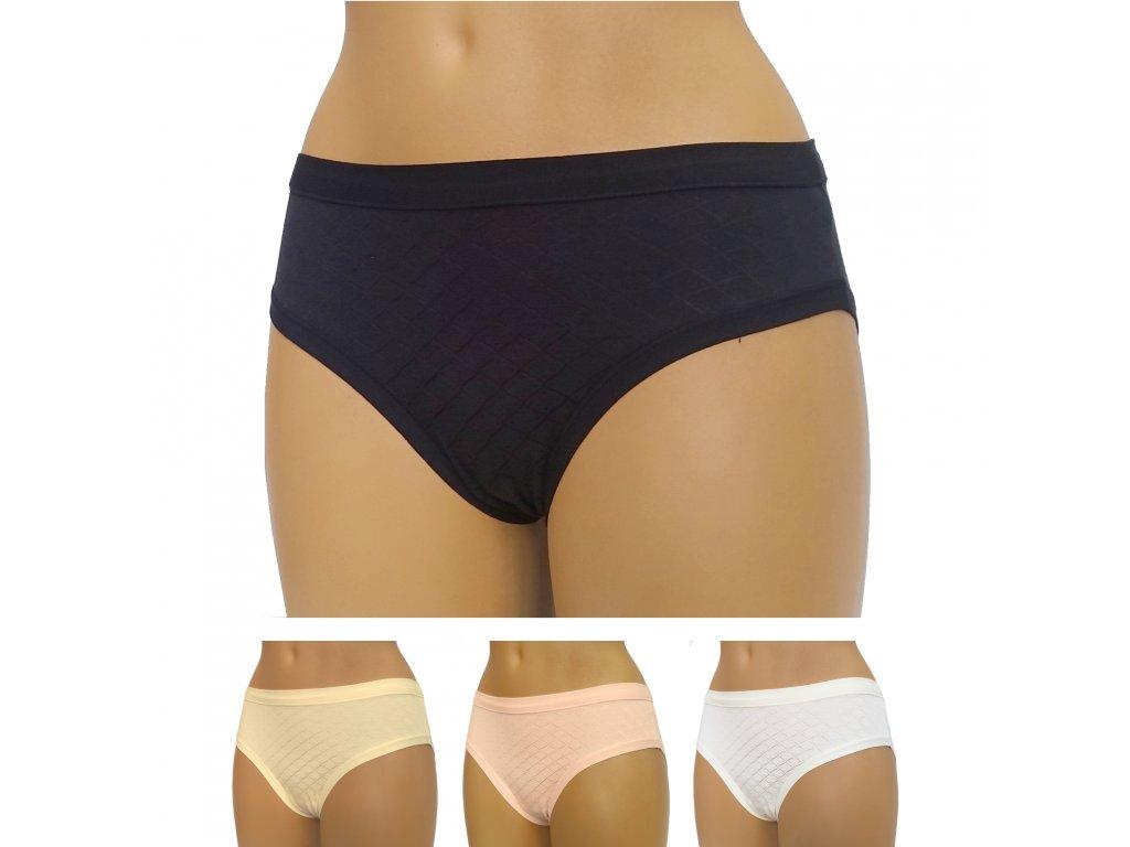 Andrie PS 2537 dámské kalhotky (Barva tělová, Velikost oblečení 2XL)
