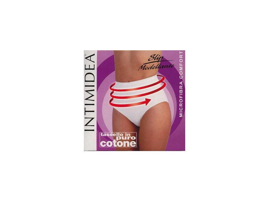 Intimidea 310046 dámské kalhotky bezešvé (Barva černá, Velikost oblečení S/M)