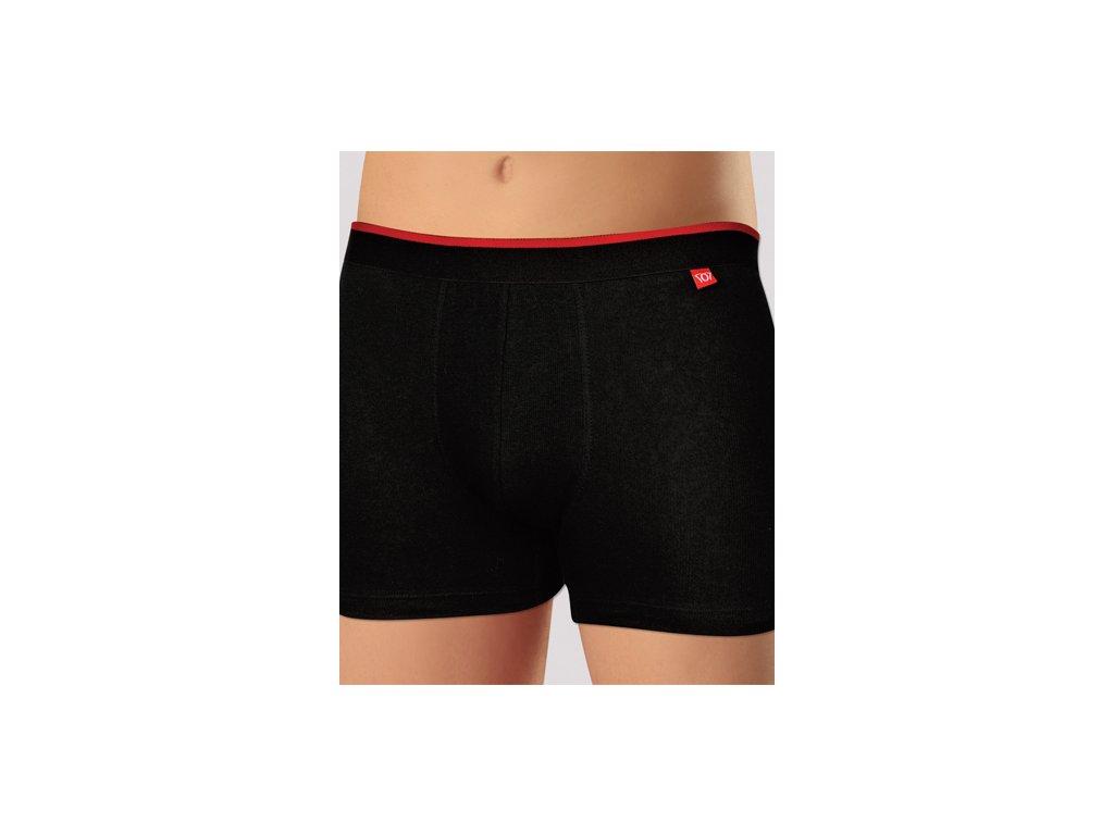 Andrie PS 4929 pánské boxerky (Barva černá, Velikost oblečení L)