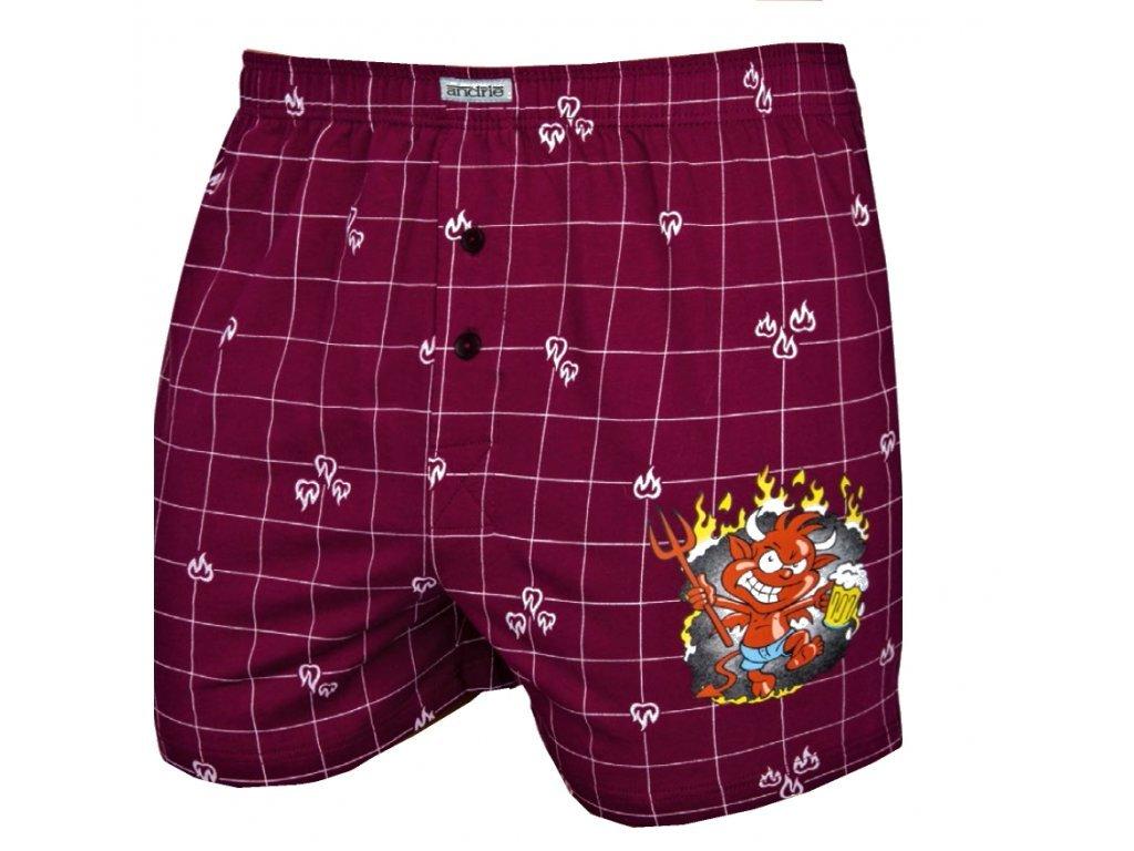 5078 vtipne spodni pradlo s obrazkem certa