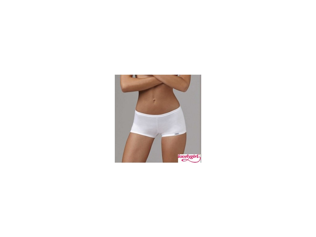 Lovelygirl Slight 1389 dámské kalhotky (Barva černá, Velikost oblečení XL)