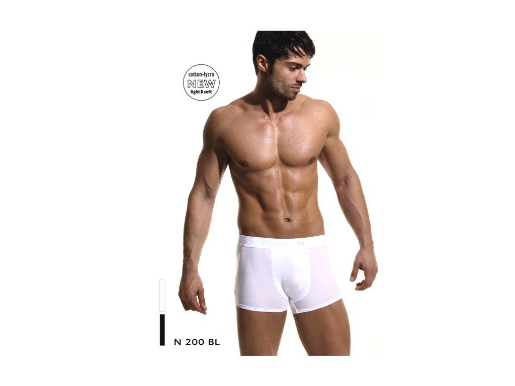 Jolidon 200 pánské boxerky (Barva černá, Velikost oblečení 2XL)