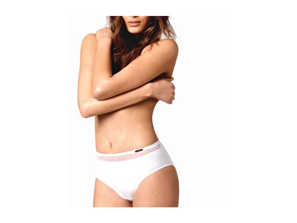 AvantGarde 2435 dámské kalhotky (Barva bílá, Velikost oblečení S)