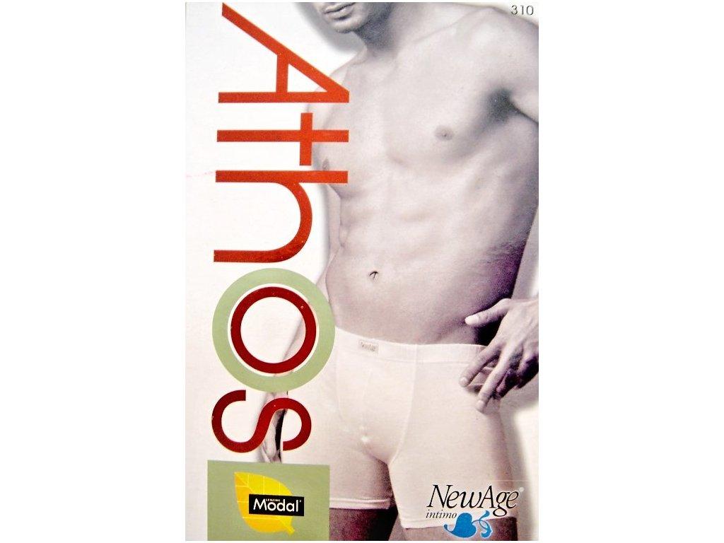 NewAge 310 pánské boxerky (Barva černá, Velikost oblečení XL)