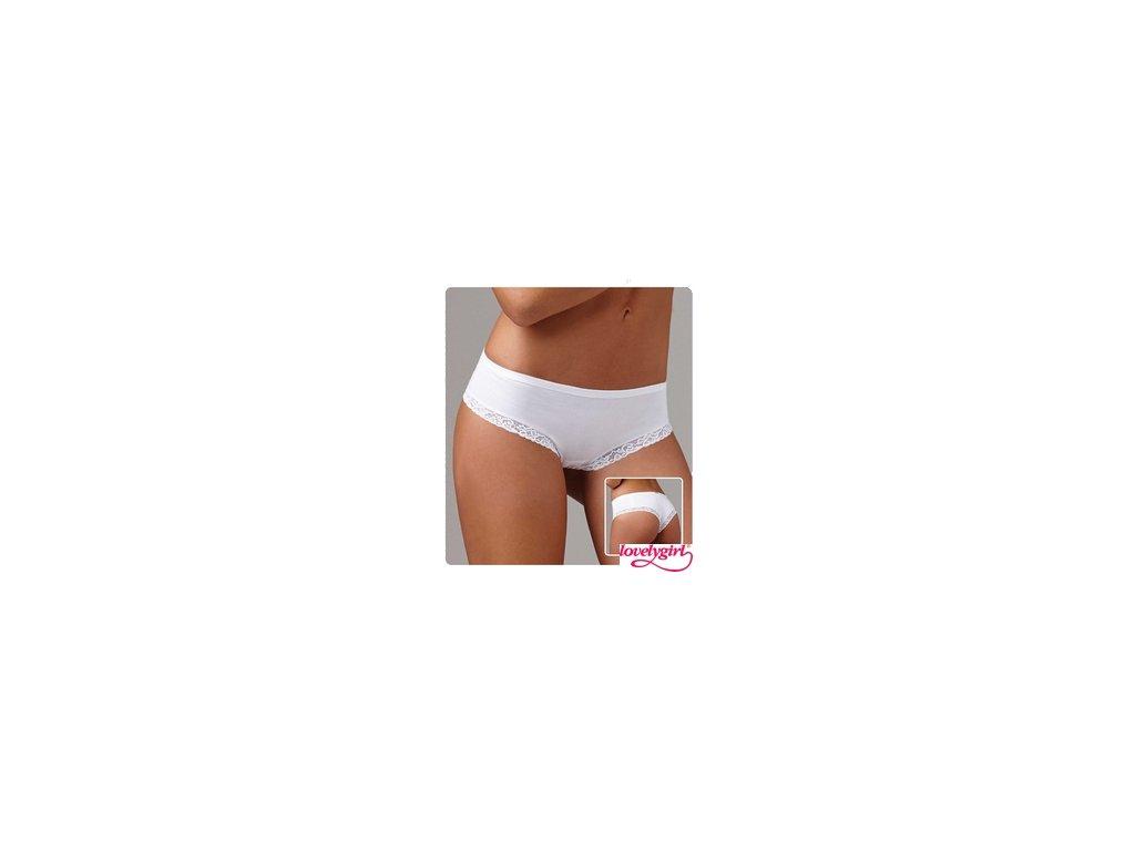 Lovelygirl Slight 3995 dámské kalhotky (Barva černá, Velikost oblečení M)