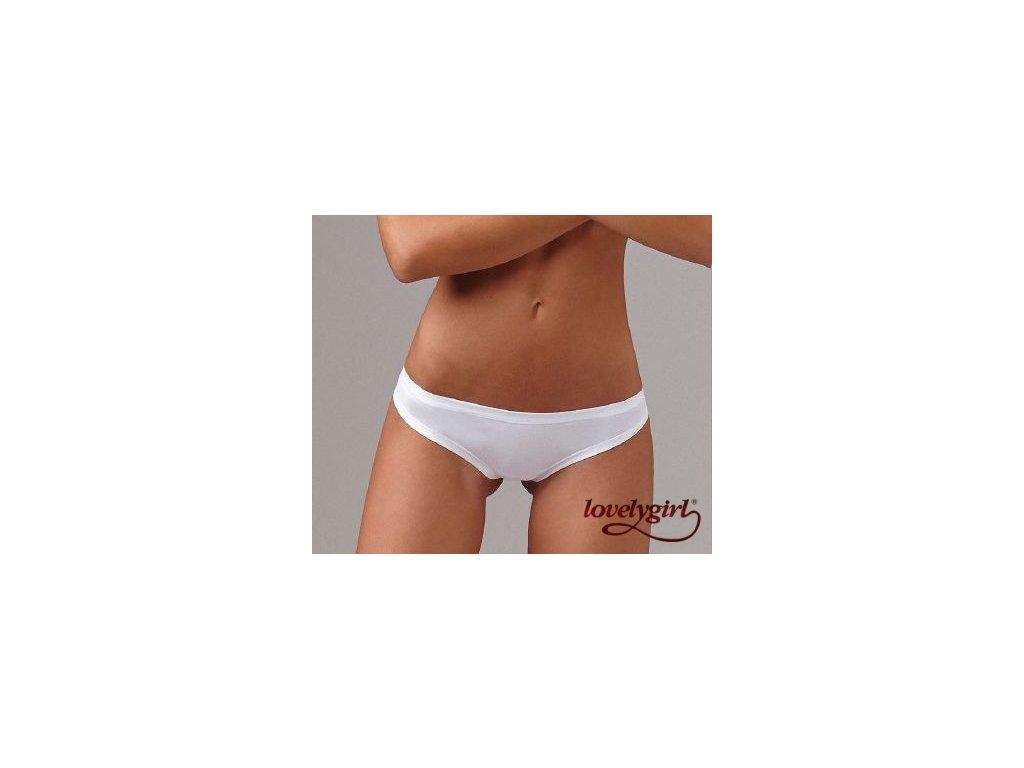 LovelyGirl 5722 dámské kalhotky (Barva černá, Velikost oblečení XL)