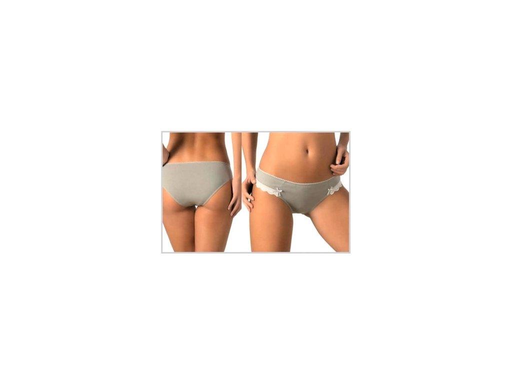 Jadea 6358 dámské kalhotky (Barva béžová, Velikost oblečení S)