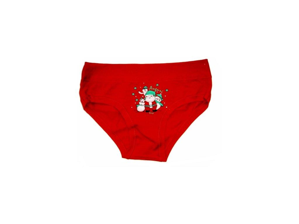 Emy Bimba 685 dîvčí kalhotky (Barva červená, Objem 6-116)