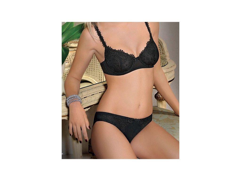 Pierre Cardin 7100 dámské kalhotky (Barva tyrkysová, Velikost oblečení L)