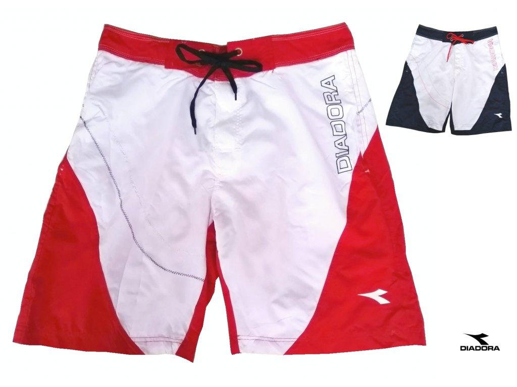 DIADORA 71051 pánské plavky (Barva červená, Velikost oblečení XL)
