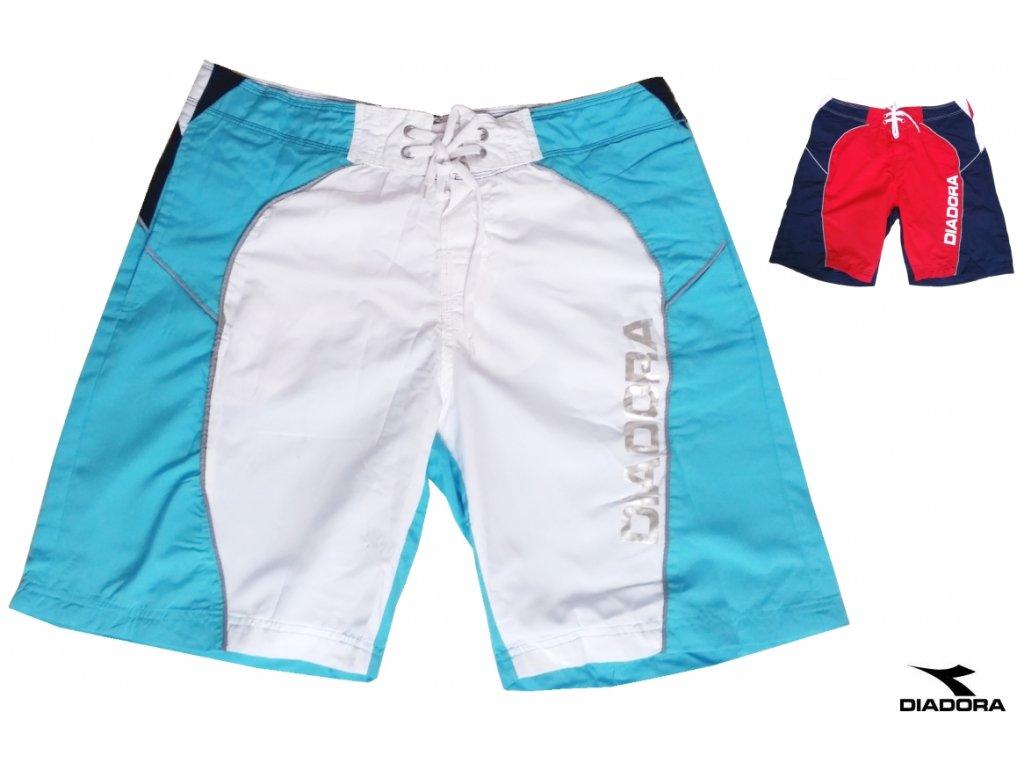 DIADORA 71061 pánské plavky (Barva červená, Velikost oblečení XL)