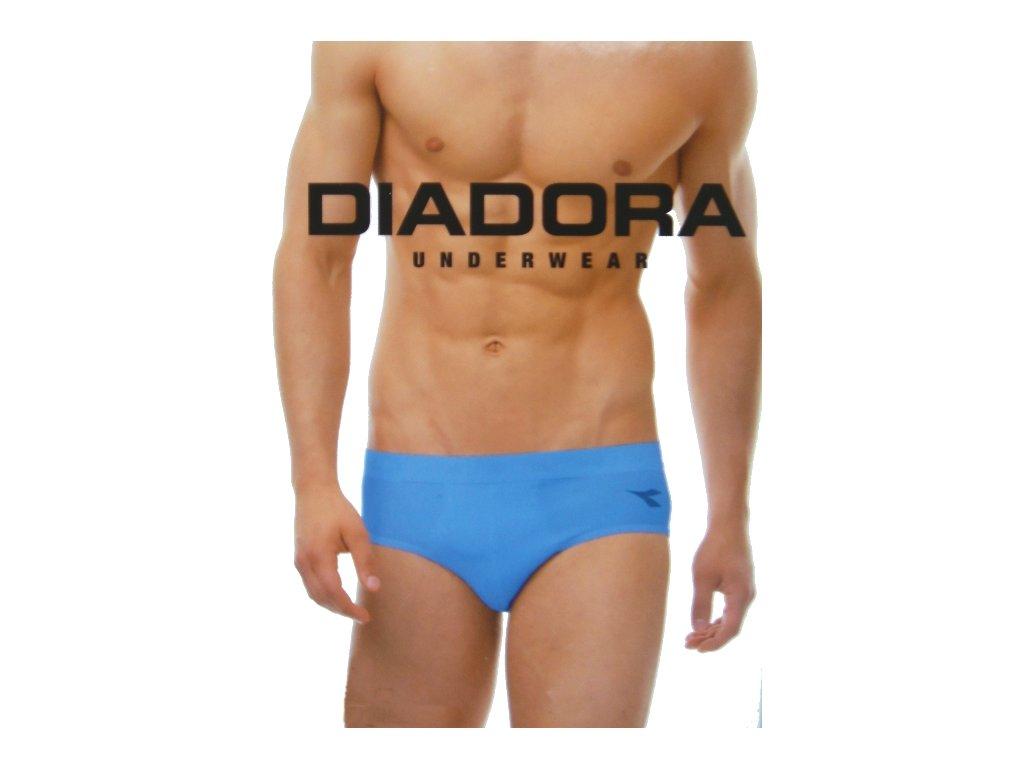 Diadora 792 pánské slipy (Barva zelená, Velikost oblečení XL)