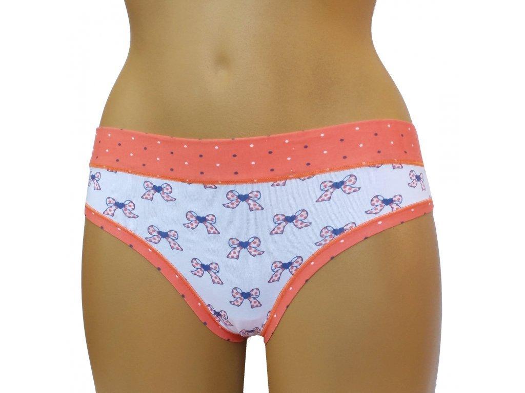 8063 oranzove kalhotky LovelyGirl