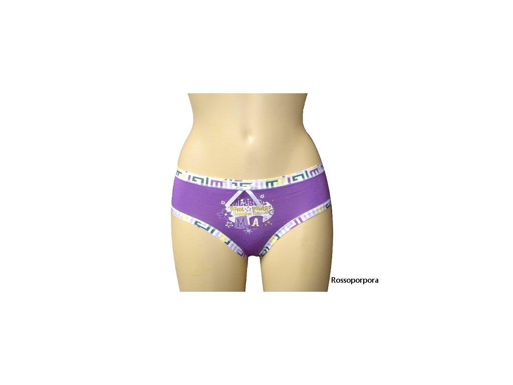 Rossoporpora 8144 dámské kalhotky (Barva zelená, Velikost oblečení S)