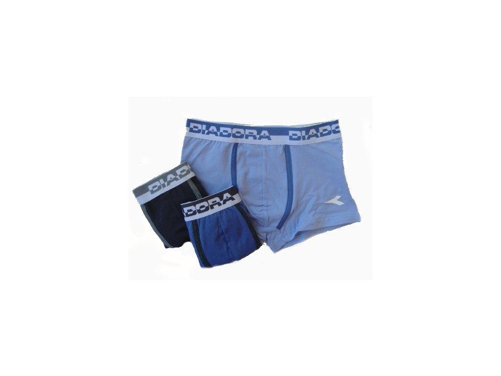 Diadora 858 chlapecké boxerky (Barva modrá, Velikost oblečení 8-128)