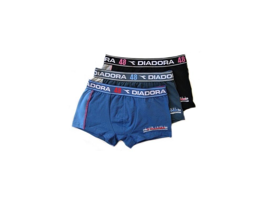 Diadora 880 chlapecké boxerky (Barva černá, Velikost oblečení 8-128)