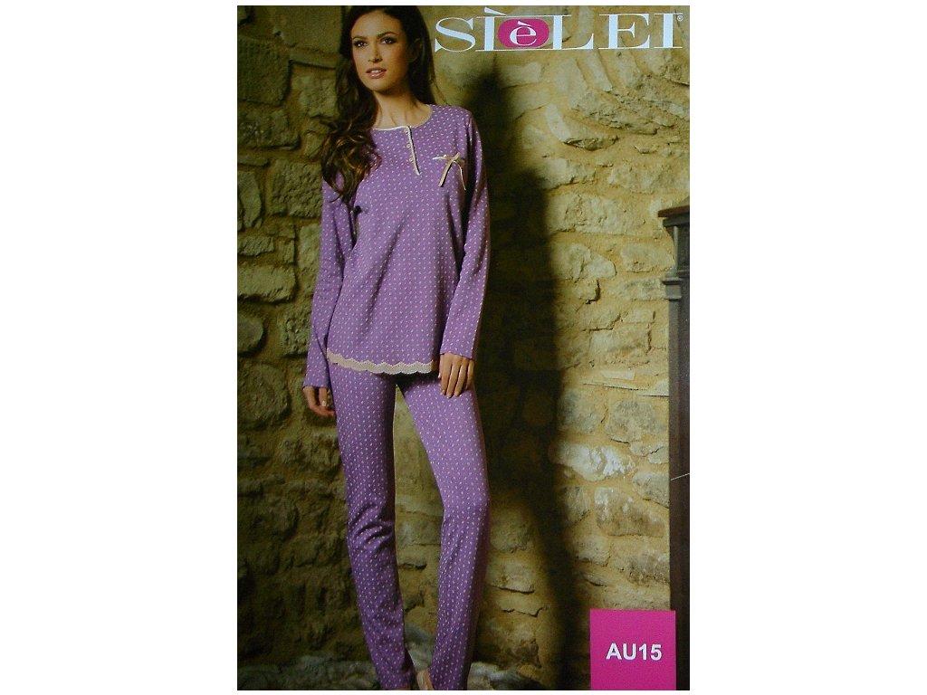 Sielei AU15 dámské pyžamo (Barva tělová, Příslušenství XL, Velikost 2 roky)