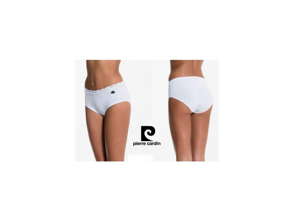 Pierre Cardin Dalia dámské kalhotky (Barva černá, Velikost oblečení XL)