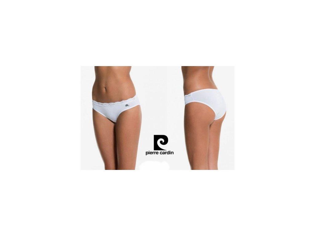 Pierre Cardin Edera dámské kalhotky (Barva černá, Velikost oblečení XL)