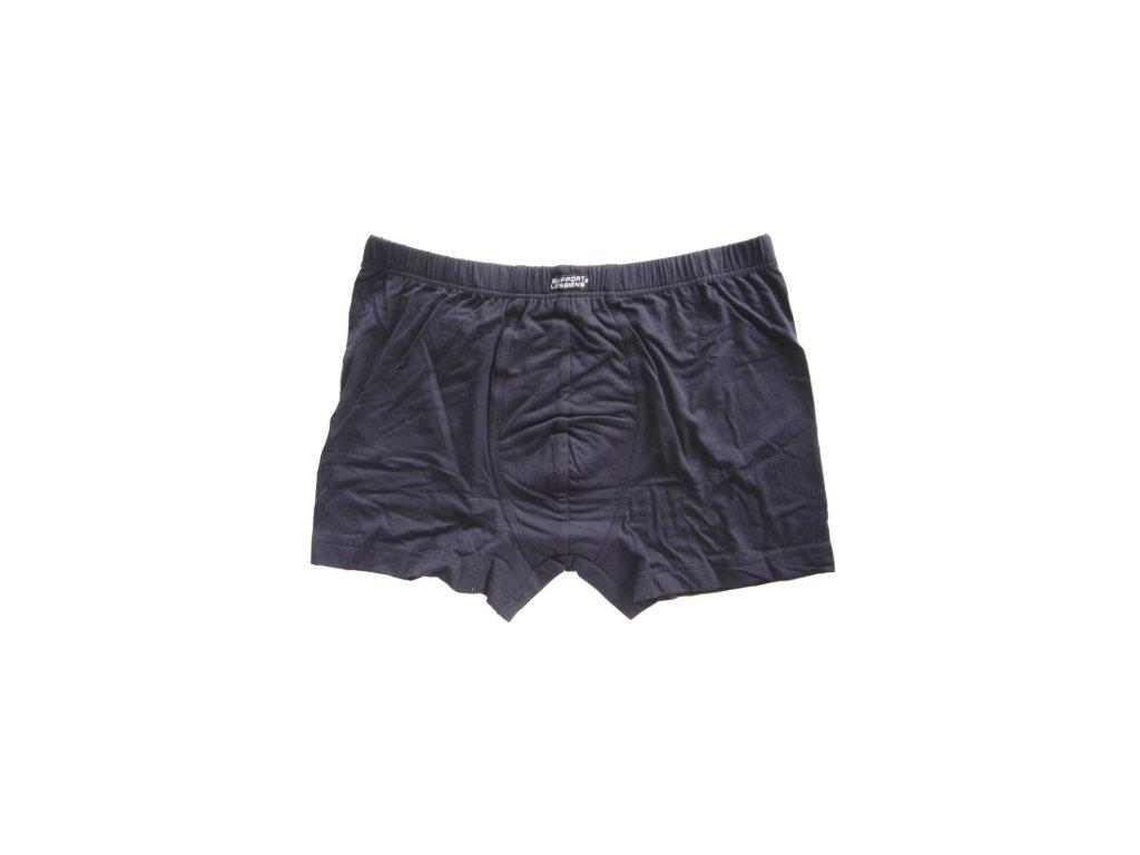 SUPPORT LESBIENS 903 pánské boxerky (Barva bílá, Velikost oblečení M)