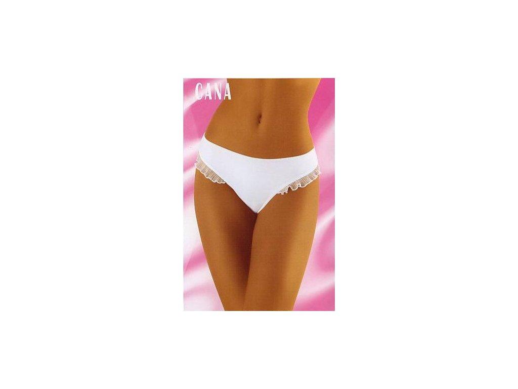 Wolbar Cana dámské kalhotky (Barva bílá, Velikost oblečení S)