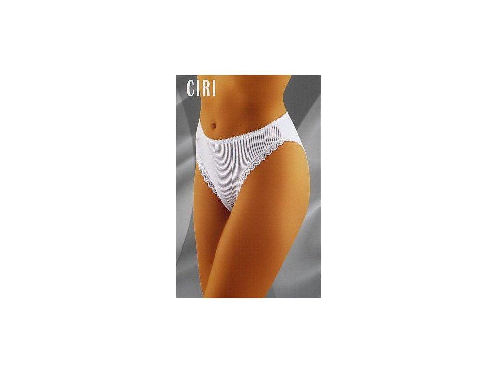 Wolbar Ciri dámské kalhotky (Barva bílá, Velikost oblečení XL)