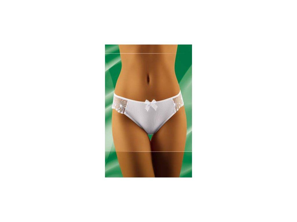 Wolbar Cora dámské kalhotky (Barva bílá, Velikost oblečení S)