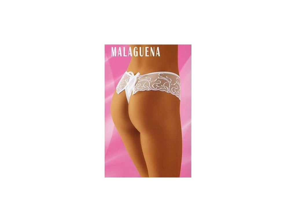 Wolbar Malaguena dámská tanga (Barva bílá, Velikost oblečení S)