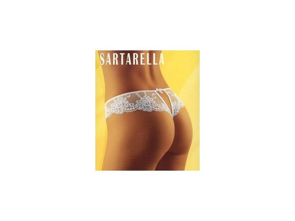 Wolbar Sartarella dámská tanga (Barva bílá, Velikost oblečení S)