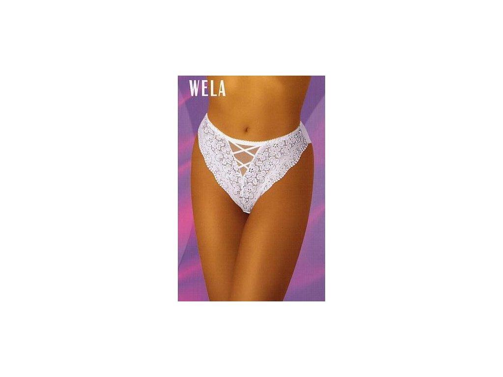 Wolbar Wela dámské kalhotky (Barva bílá, Velikost oblečení XL)