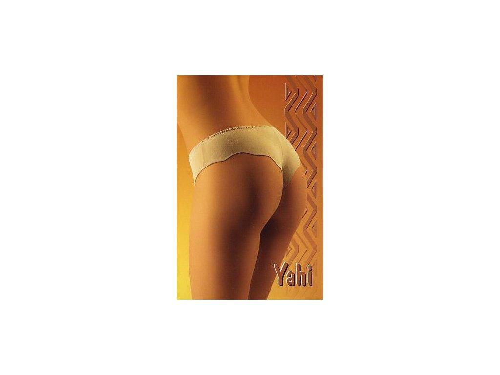 Wolbar Navaho Yahi dámské kalhotky (Barva tělová, Velikost oblečení S)