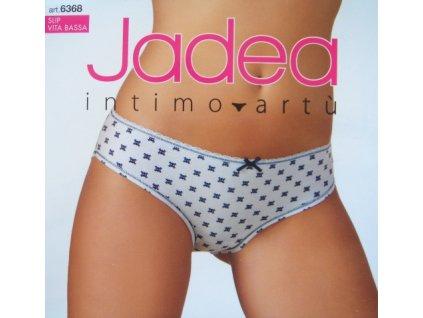 Jadea 6368 dívčí kalhotky (Barva modrošedá, Velikost oblečení 11/12-146/152)