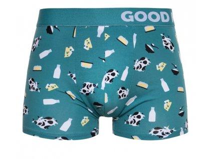 vesele spodni pradlo boxerky s kravou dedoles