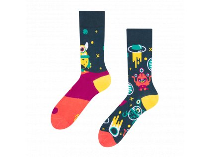 gmrs160 ponozky pestrobarevne mimozemstan