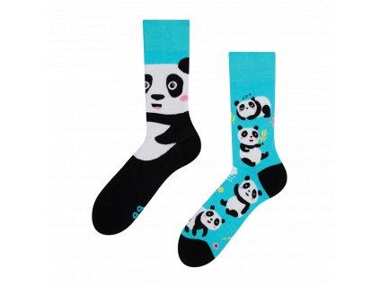 gmrs058 panda ponozky