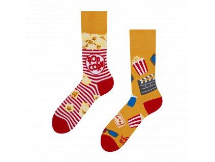GMRS100 popcorn ponožky
