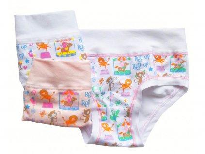 Emy Bimba 2291 4-104 3ks dívčí kalhotky